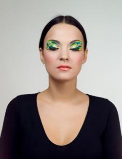 мастер-класс как делать макияж фото