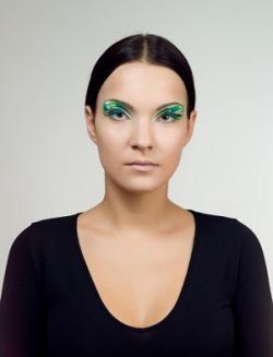 мастер-класс по осеннему макияжу фото