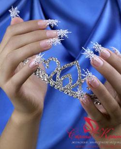 Дизайн ногтей Ольга Саранцева