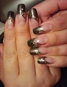 orly конкурс ногтей фото